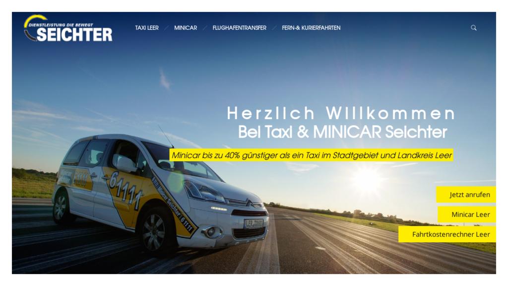 Taxi & Minicar Seichter